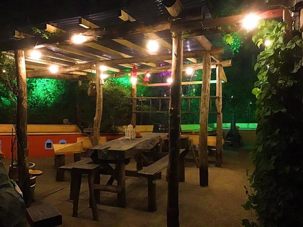 beer garden 2021